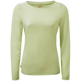 Craghoppers NosiLife Erin II Longsleeved Top Women soft pistachio